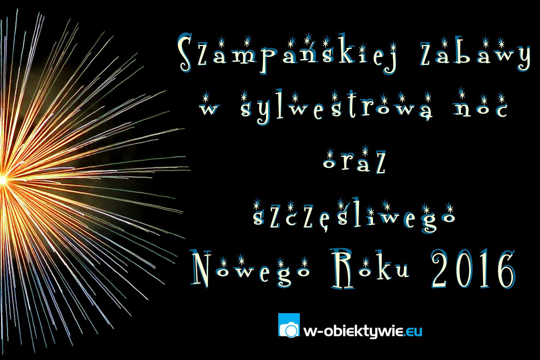 Nowy Rok Bolesławiec Życzenia